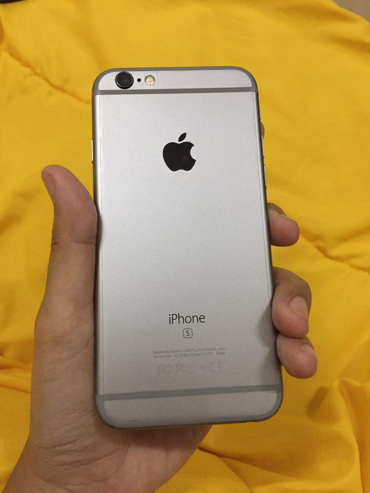 iPhone 6s 64GB R-sim 11,900
