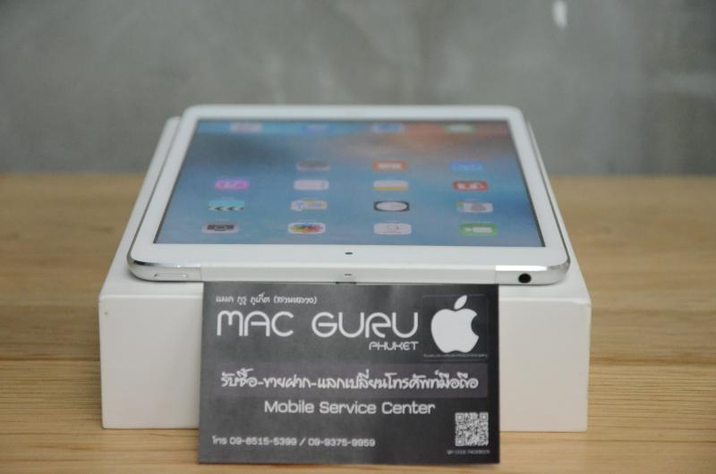 iPad mini Wi-Fi Cellular 32 GB Silver #ใส่ซิม