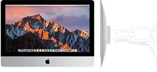ขายตัวแปลงขายึดหลังจอ สำหรับแขวนผนัง ใช้ได้กับจอ iMac,Cinema Display ,Apple Thunderbolt display