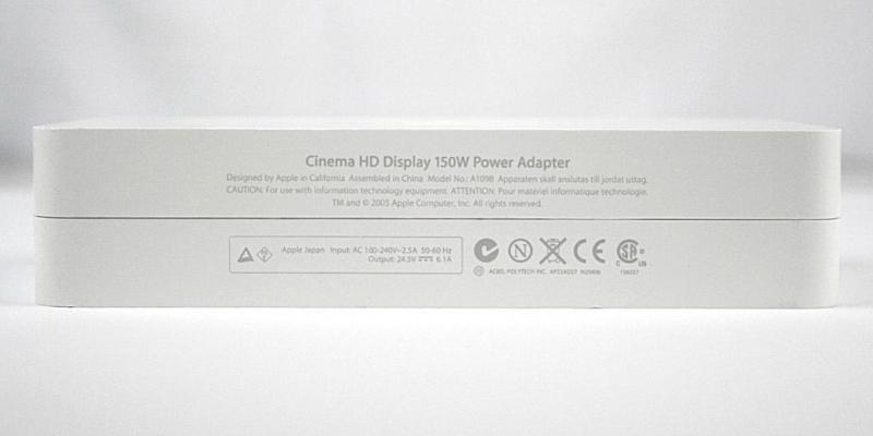 """ต้องการซื้อ apple cinema hd display 150w power adapter ของจอ 30""""ครับผม ใครมีไม่ได้ใช้ ต้องการขายติดต่อมาเลยครับ"""
