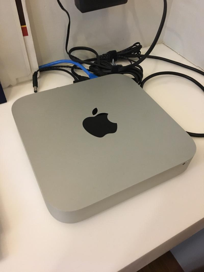 ขาย Mac mini Late2012 2.3GHz Quad-core RAM16 SSD240GB 25000