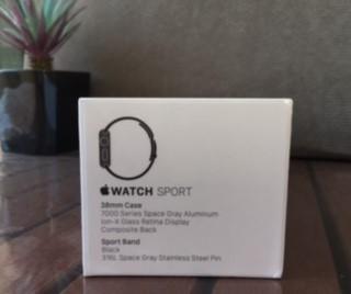 ขาย Apple Watch Sport 38 mm.