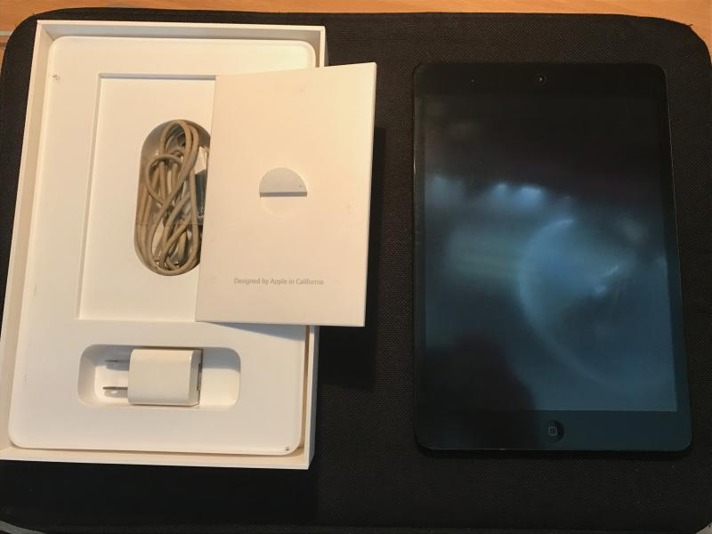 iPad mini1 16GB Wi-Fi Cellular 16GB Black