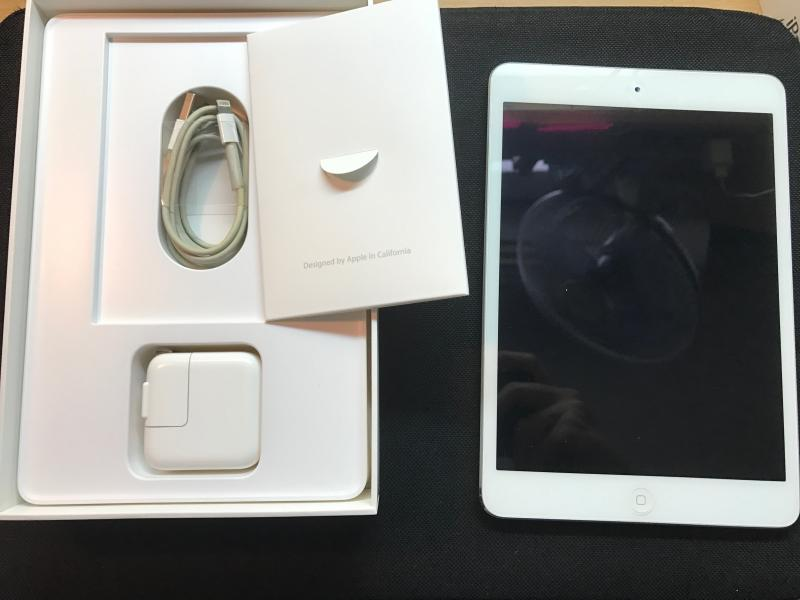 iPad mini2 Wi-Fi 32 GB Silver