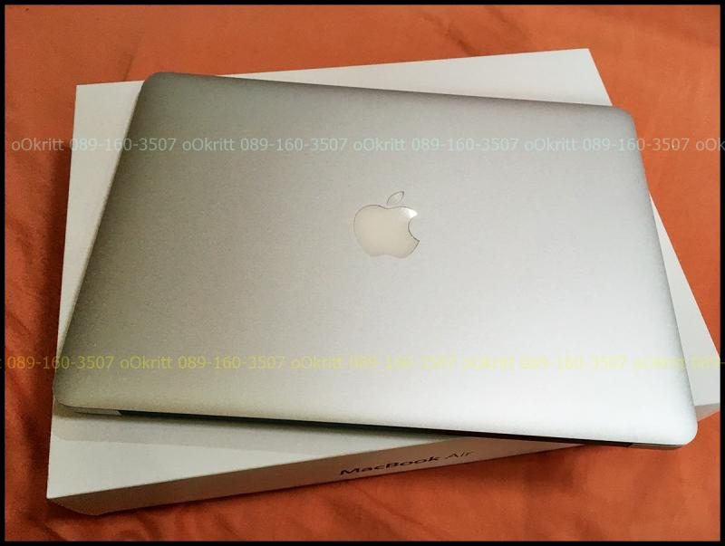 มีไห้เลือก 2ตัว ถูกๆ MacBook Air 13นิ้ว i5 1.8GHz. แรม 4g ssd 128g ปี 2012 ยกกล่อง พร้อมใช้งาน มีรอยเล็กๆน้อยๆ เทรินได้ รับบัตรเครดิต
