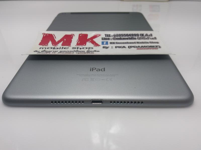 @@@@@ ขาย/แลก Ipad mini 4 64 gb ใส่ซิมได้ สีดำ เครื่องไทยยกกล่อง สภาพดี ประกันยาว