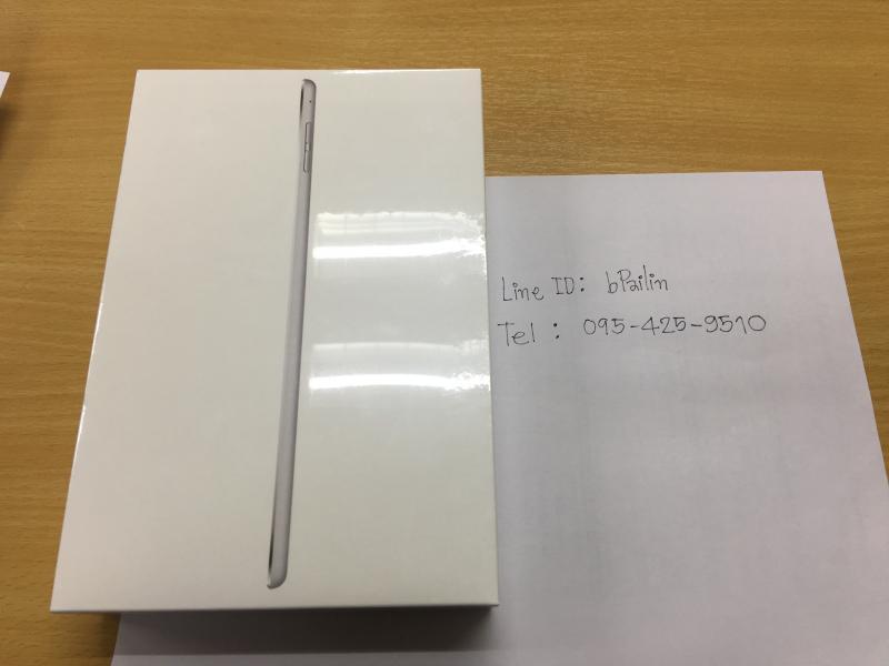 ขาย iPad mini 4 wifi+cellular 128GB (สภาพ 100% *ยังไม่แกะกล่อง ยังไม่แกะซีล)