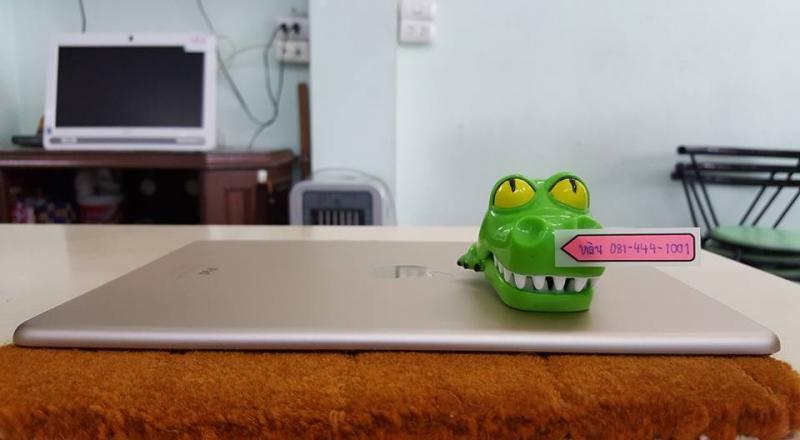ขายด่วน iPad Air2 (WiFi, 16 GB.)  สภาพมือหนึ่ง ใหม่กริ๊บบบ