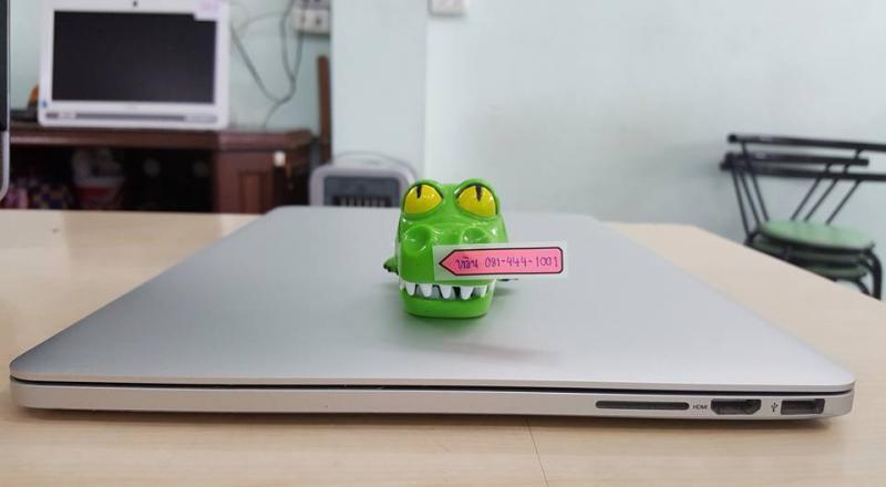 ขายด่วน MacBook Pro 15-inch, Retina, Early 2013  สภาพมือหนึ่ง ใหม่กริ๊บบบ