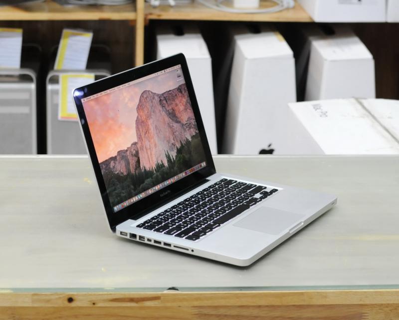 ขาย MacBook Pro 13-inch Mid2012 TOP Model Core i7 2.9GHz RAM 8GB HDD 750GB สภาพสวย ขายไม่แพงครับ