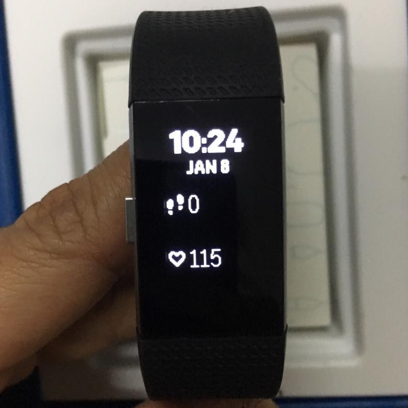 ขายไม่แพง Fitbit Charge 2