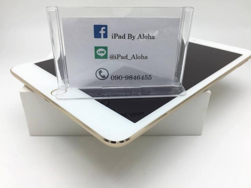 iPad Mini4 16g wifi สีทอง สภาพมือ1 ประกันเหลือ6เดือน