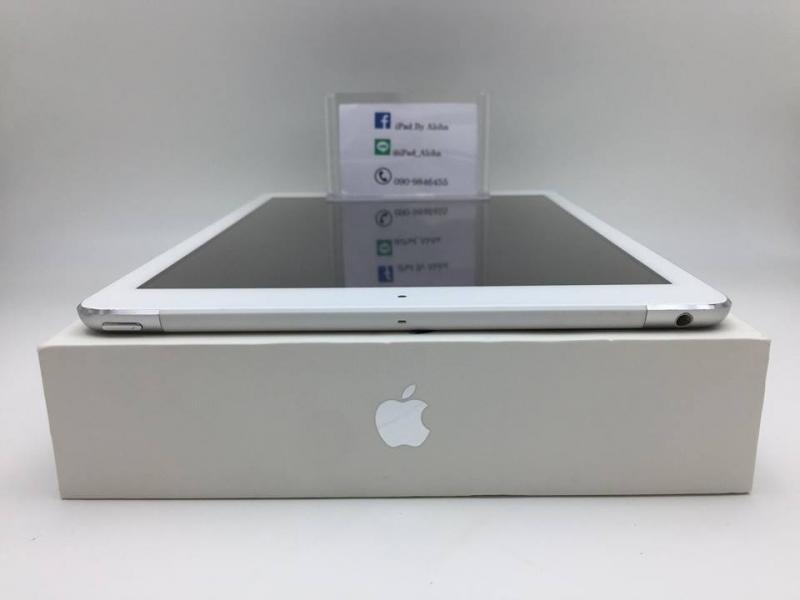 iPad Air1 128g wifi cellular สีขาว