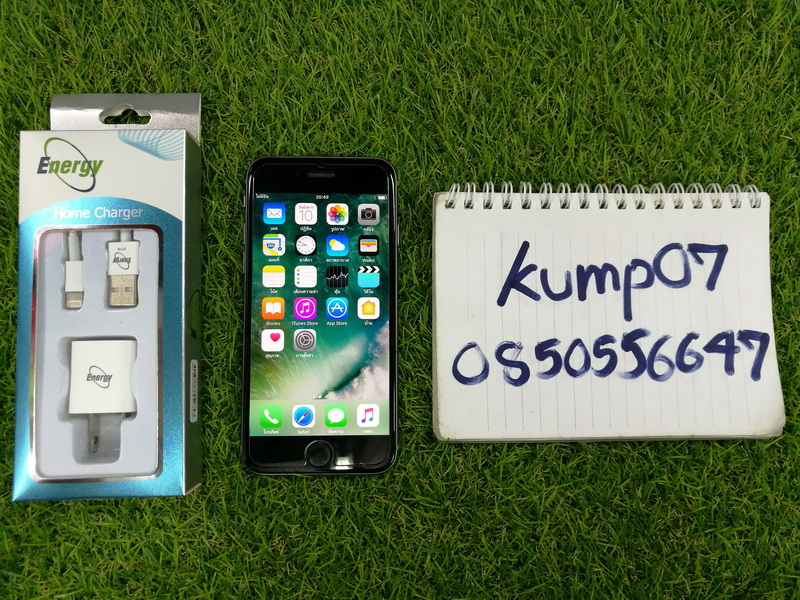 ขาย iPhone 6 สีเทา 128 GB มือ2 สภาพสวย 12900 บาท ครับ