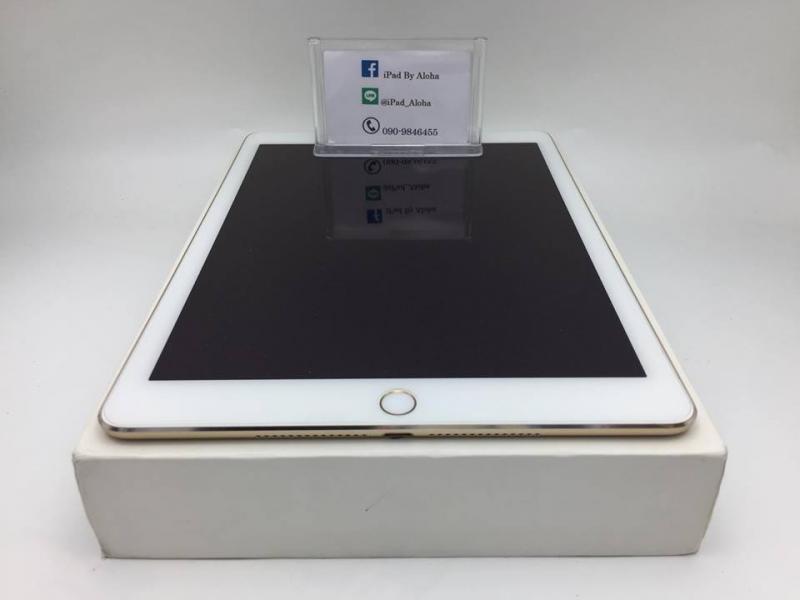 iPad Air2 64g wifi cellular สีทอง สภาพใหม่