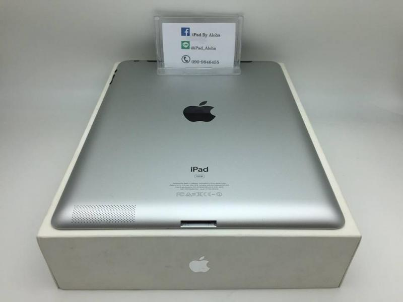 iPad3 32g wifi cellular สีดำ