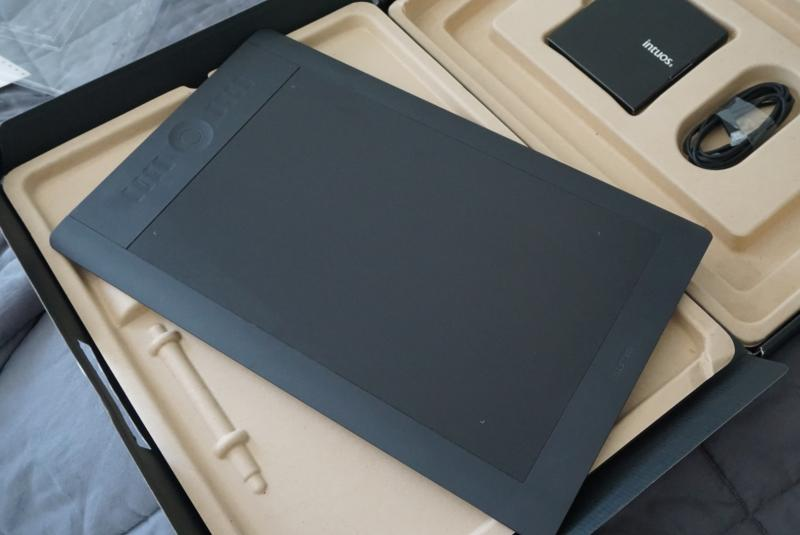 Wacom Intuos Touch 5 Size L