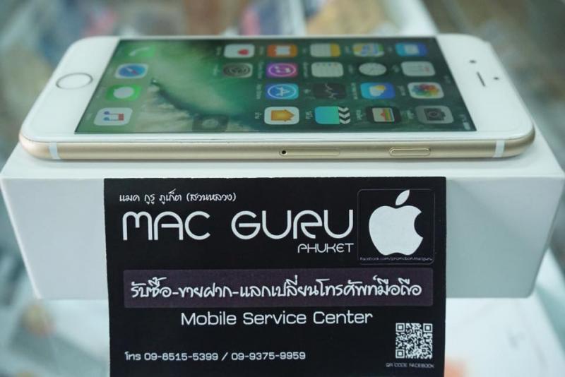 iPhone 6 64 gb เครื่องเเท้มือ 2