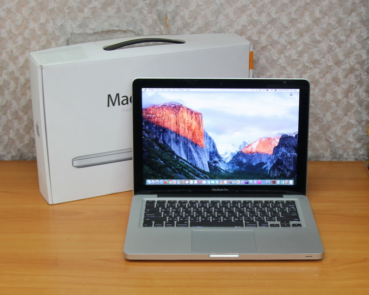 Macbook Pro 13-inch Mid 2012 Core i5  2.5GHz สวยยกกล่อง