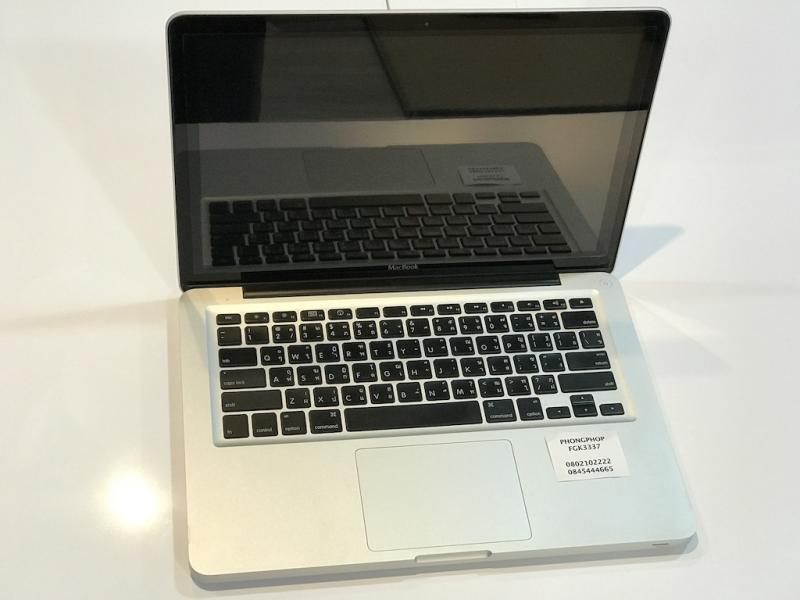 Macbook Aluminum late 2008 สภาพดีมาก