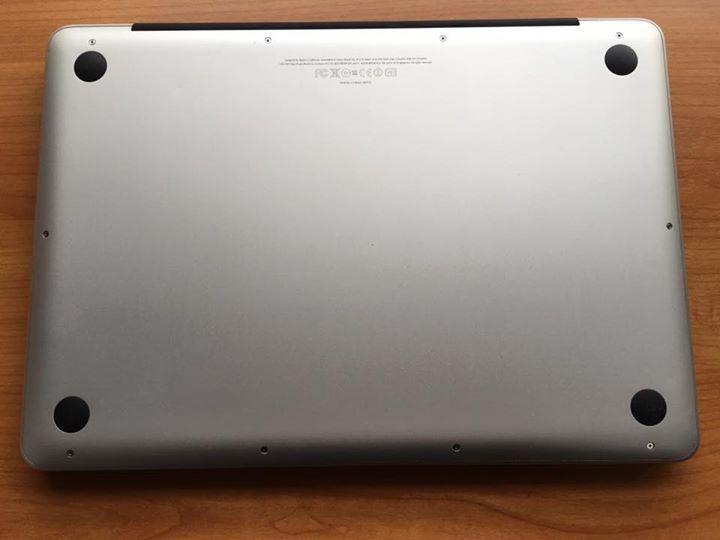 MacbookPro 13 นิ้ว ปี2012 i5 2.5 Ram4GB Hdd500GB