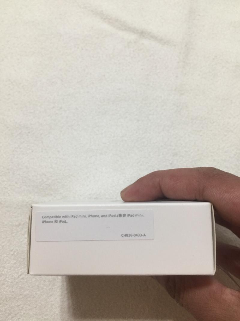 USB power อแดปเตอร์ apple iPhone